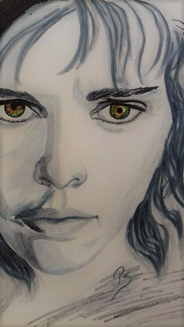 Scarlett Johansson by PenStilos